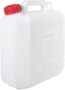 10 LITRE PLASTIC WATER CONTAINER CARRIER JERRY CAN BOTTLE DRUM 10L 2 GALLON