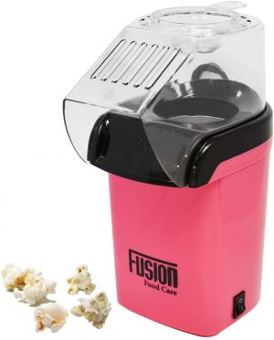 Electric Popcorn Maker Fat Free Air Popper Snack Home Oil Free Kitchen Appliance
