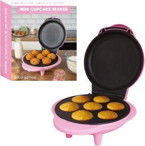 Global Gizmos Mini Cupcake Make Non-Stick Baking Tray Gift Bakery Kitchen Gift