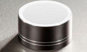 Daewoo Aluminium Cylinder Bluetooth Speaker [BLACK]