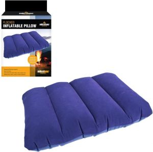 Milestone Camping Inflatable Pillow  Head Rest Cushion Outdoor Travel Festival