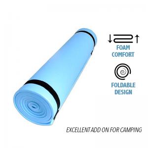 Camping Roll Up Mat Lightweight Foam Mattress Sleeping Tent Festival Yoga New